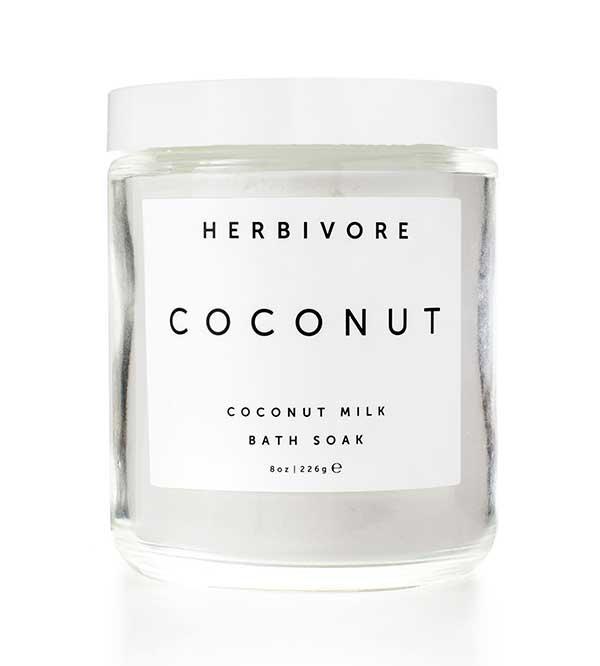 Herbivore Botanicals Coconut Bath Soak, Greenlane