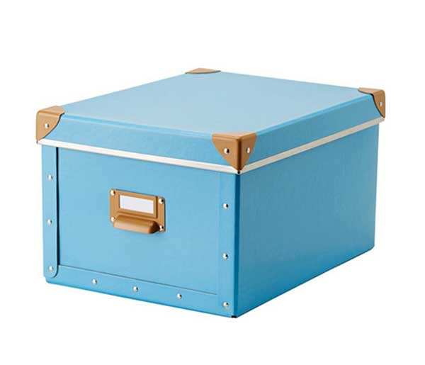Ordnung: FJALLA Box von IKEA