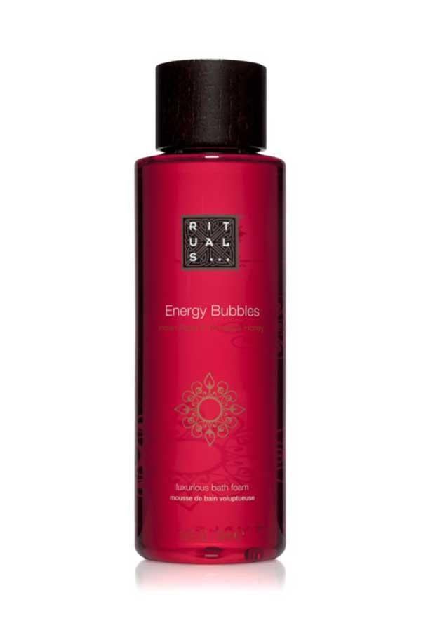 Rituals Energy Bubbles Luxurious Bath Foam