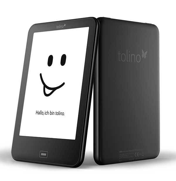 Tolino Vision 3 HD E-Reader